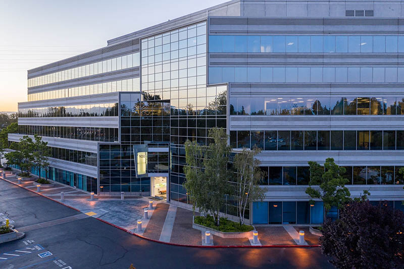 Offices in Silicon Valley